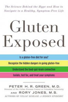 Gluten Exposed av Green og Rory Jones (Innbundet)