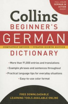 Collins Beginner's German Dictionary (Heftet)