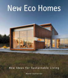 New Eco Homes av Manel Gutierrez (Innbundet)