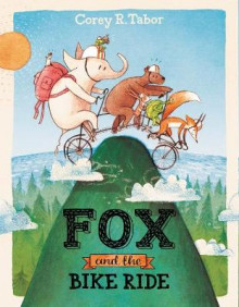Fox and the Bike Ride av Corey R. Tabor (Innbundet)