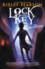 Omslag - Lock and Key: The Initiation