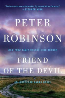 Friend of the Devil av Professor of English and American Literature Peter Robinson (Heftet)