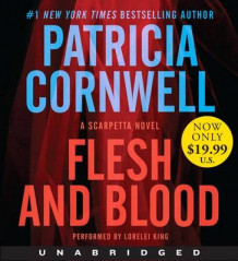 Flesh and Blood Low Price CD av Patricia Cornwell (Lydbok-CD)
