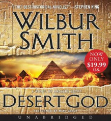 Desert God av Wilbur Smith (Lydbok-CD)