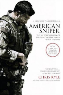 American sniper - the autobiography of the most lethal sniper in u.s. milit av Jim Defelice (Heftet)