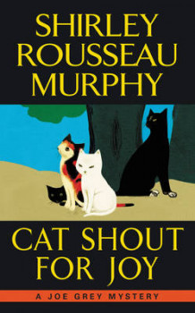 Cat Shout for Joy av Shirley Rousseau Murphy (Heftet)