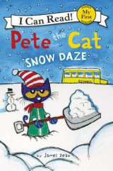 Omslag - Pete the Cat: Snow Daze