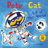 Omslag - Pete The Cat: Out Of This World