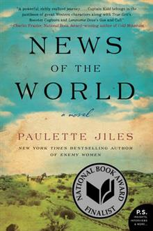 News of the World av Paulette Jiles (Heftet)