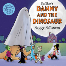 Danny and the Dinosaur: Happy Halloween av Syd Hoff (Heftet)