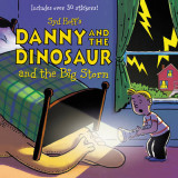 Omslag - Danny and the Dinosaur and the Big Storm