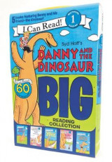 Omslag - Danny and the Dinosaur: Big Reading Collection