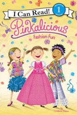 Omslag - Pinkalicious: Fashion Fun