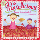 Omslag - Pinkalicious: Apples, Apples, Apples!