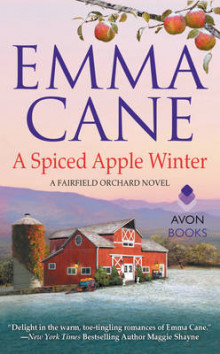 A Spiced Apple Winter av Emma Cane (Heftet)