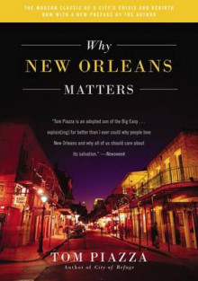 Why New Orleans Matters av Tom Piazza (Heftet)