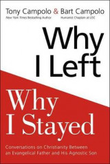 Omslag - Why I Left, Why I Stayed