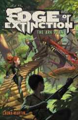 Omslag - Edge of Extinction #1: The Ark Plan