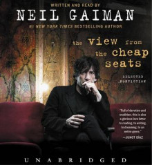 The View from the Cheap Seats CD av Neil Gaiman (Lydbok-CD)
