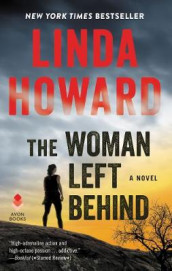 The Woman Left Behind av Linda Howard (Heftet)