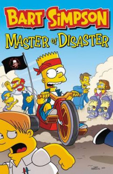 Bart Simpson: Master of Disaster av Matt Groening (Heftet)
