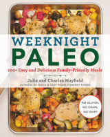 Omslag - Weeknight Paleo
