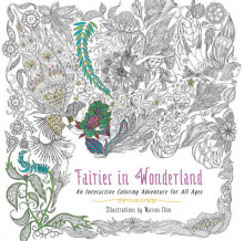 Fairies In Wonderland: An Interactive Coloring Adventure for All Ages av Marcos Chin (Heftet)