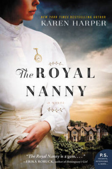 The Royal Nanny av Karen Harper (Heftet)