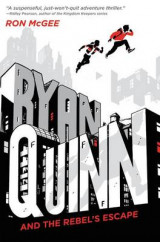 Omslag - Ryan Quinn and the Rebel's Escape