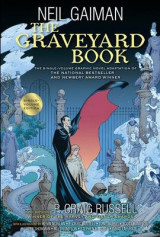 Omslag - The Graveyard Book Graphic Novel Single Volume
