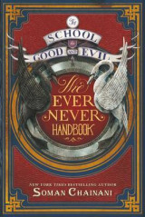 Omslag - The School for Good and Evil: The Ever Never Handbook