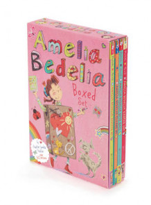 Amelia Bedelia Chapter Book Box Set #2 av Herman Parish (Heftet)