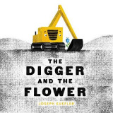 Omslag - The Digger and the Flower