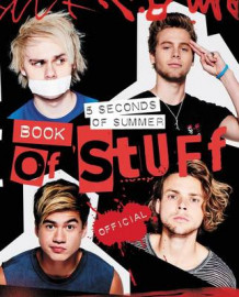 5 Seconds of Summer Book of Stuff av Jordan Paramor (Heftet)