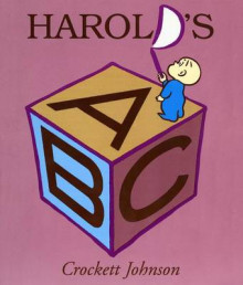 Harold's ABC Board Book av Crockett Johnson (Pappbok)