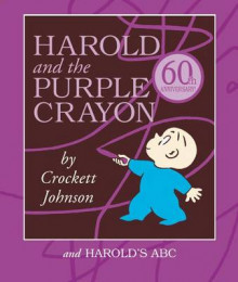 Harold and the Purple Crayon Set av Crockett Johnson (Pappbok)