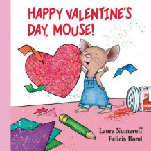 Happy Valentine's Day, Mouse! Lap Edition av Laura Numeroff (Pappbok)