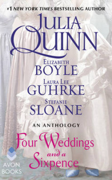 Four Weddings and a Sixpence av Julia Quinn (Heftet)