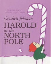 Harold at the North Pole av Crockett Johnson (Innbundet)