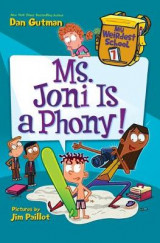 Omslag - Ms. Joni is a Phony!