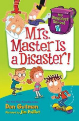 Omslag - Mrs. Master Is a Disaster!