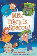 Omslag - My Weirdest School #9: Miss Tracy Is Spacey!