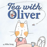 Omslag - Tea with Oliver