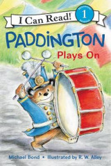 Omslag - Paddington Plays on
