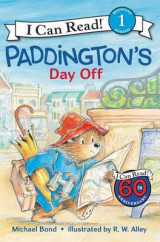 Omslag - Paddington's Day Off