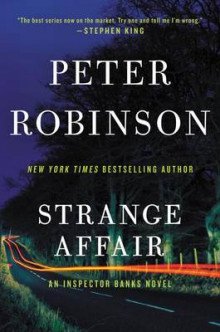 Strange Affair av Professor of English and American Literature Peter Robinson (Heftet)