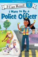 Omslag - I Want to Be a Police Officer