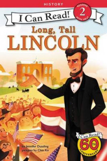 Long, Tall Lincoln av Jennifer Dussling (Heftet)