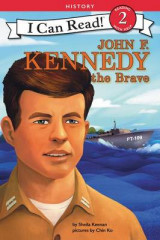 Omslag - John F. Kennedy The Brave