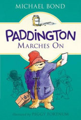 Omslag - Paddington Marches on